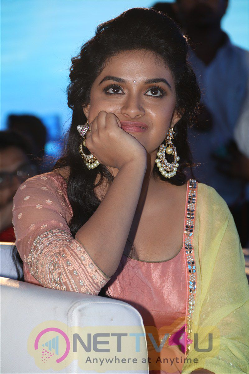 Remo Tamil Movie Logo Launch Attractive Photos