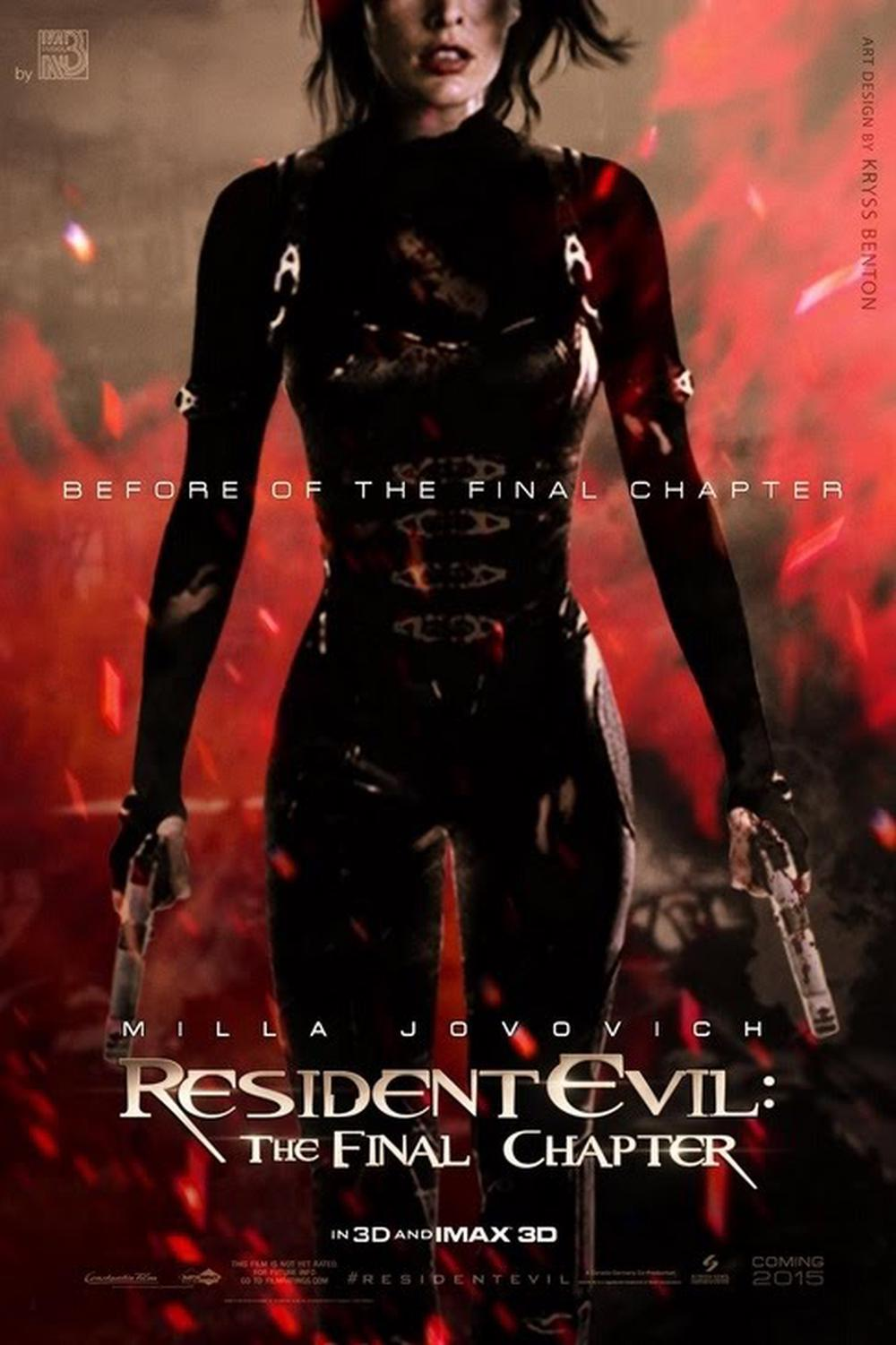 Resident Evil: The Final Chapter Movie Review English Movie Review