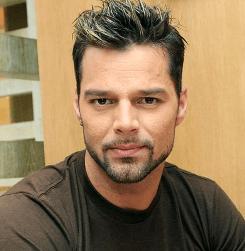 Ricky Martin English Actor