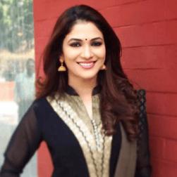 Ridhima Pandit Hindi Actress