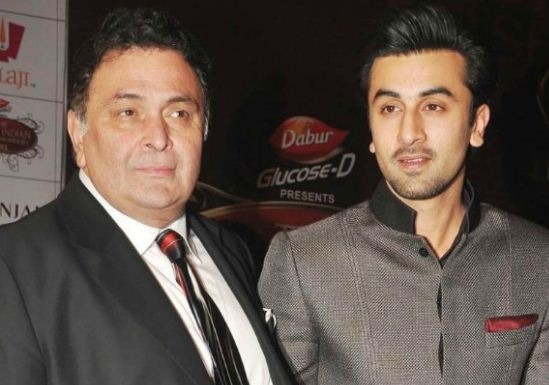 Rishi Kapoor Speaks About His Son Ranbir!