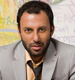 Rizwan Manji English Actor