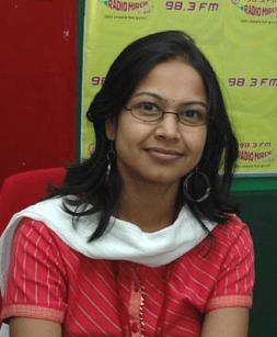 RJ Anamika Telugu Actress