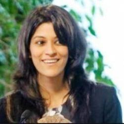 RJ Disha Oberoi Hindi Actress