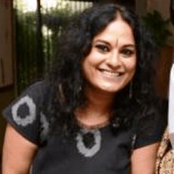 RJ Prackriti Hindi Actress
