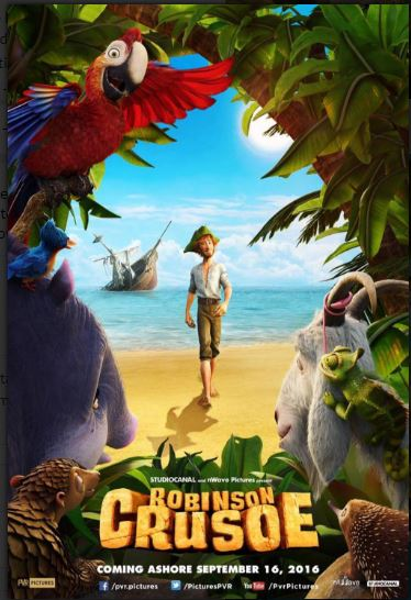 Robinson Crusoe Movie Review English Movie Review