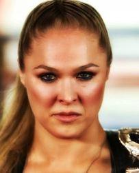 Ronda Rousey English Actress