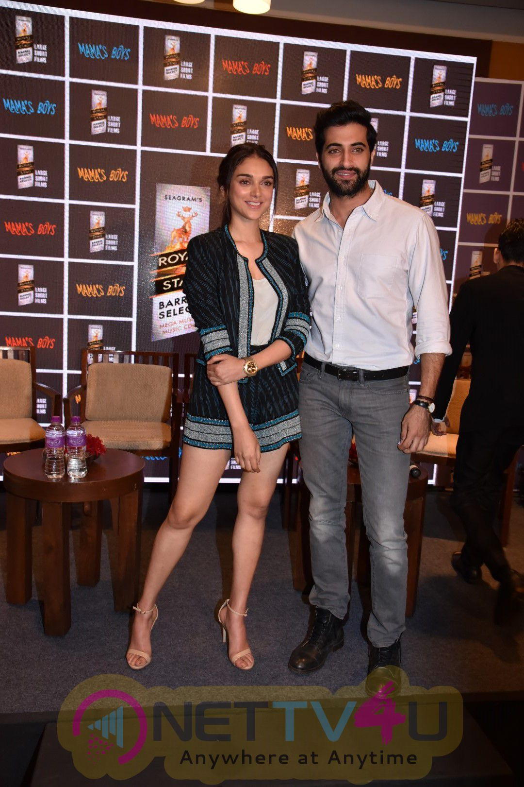 Royal Stag Barrel Select Large Short Films A Special Movie Screening Of Mamas Boys At Grand Hyatt Photos