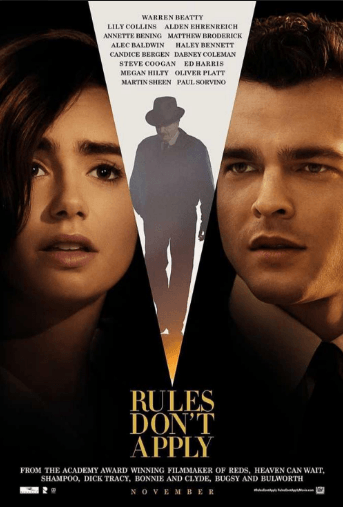 Rules Don't Apply Movie Review English Movie Review