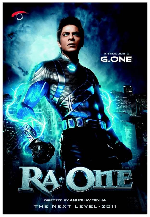 Ra One Movie Review