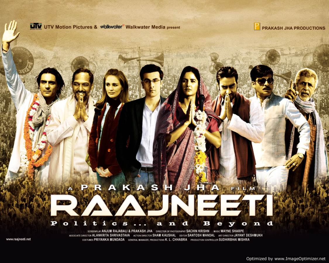 Raajneeti Movie Review Hindi