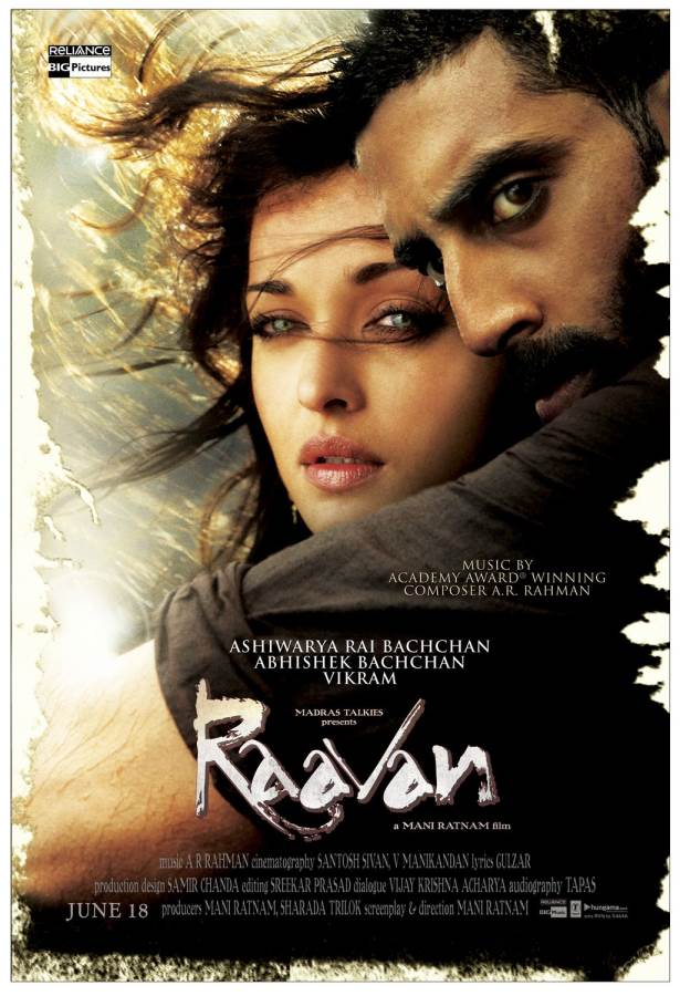 Raavan Movie Review Hindi