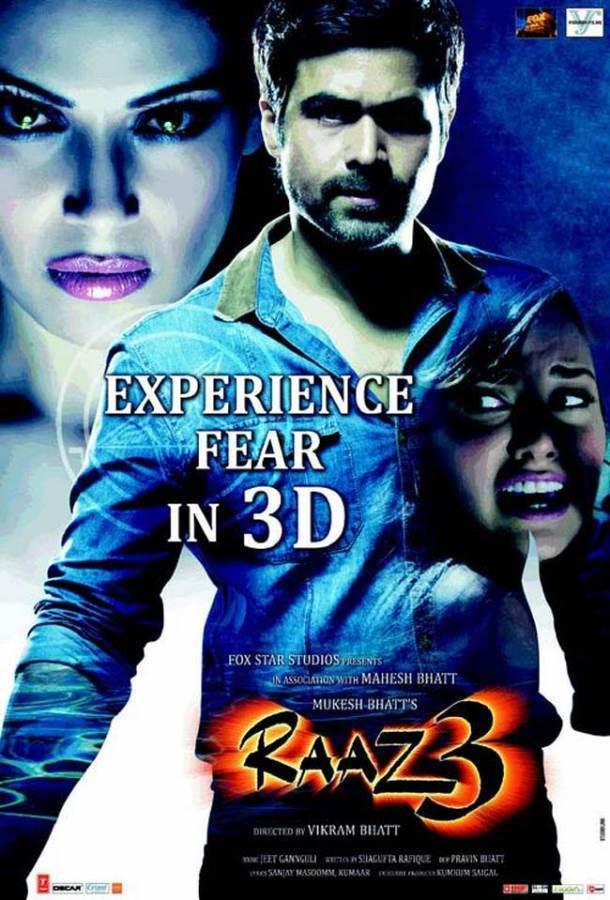 Raaz 3 Movie Review
