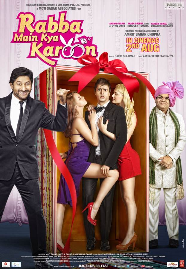 Rabba Main Kya Karoon-O God! Adults proposing Adultery! Movie Review Hindi