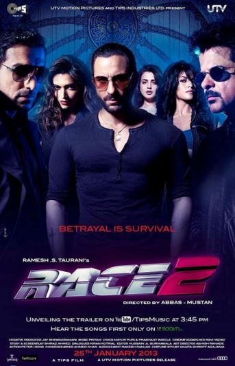Race - 2 Movie Review Hindi Movie Review