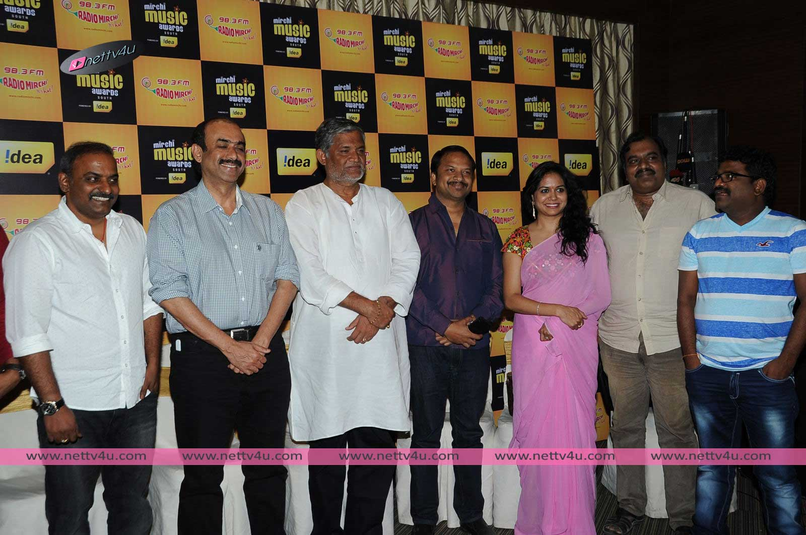 Radio Mirchi Music Awards Event Pressmeet For Tollywood