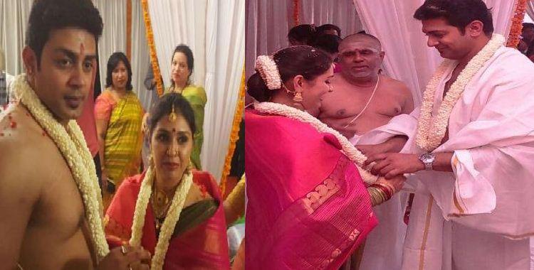 Raghu Mukherjee And Anu Prabhakar's Wedding Pictures Are Here!