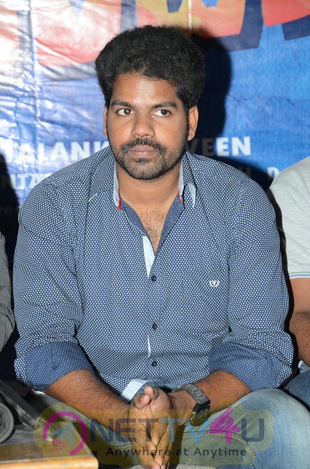 Raja Vaari Mithrabrundham Short Film Press Meet Stills