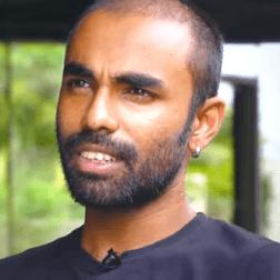 Rajesh Murugesan Tamil Actor