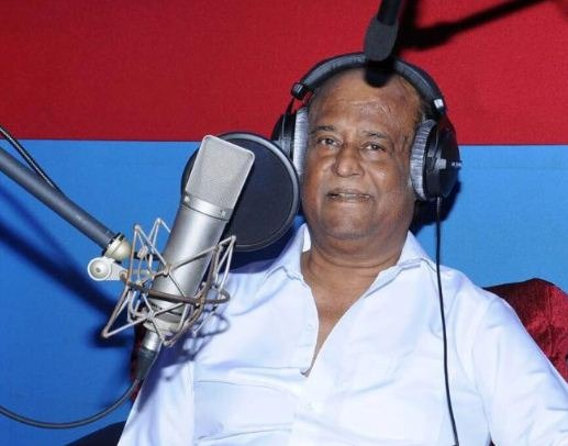 Rajini Completes Kabali Dubbing! Teaser To Be Unveiled On Ajith's Birthday!