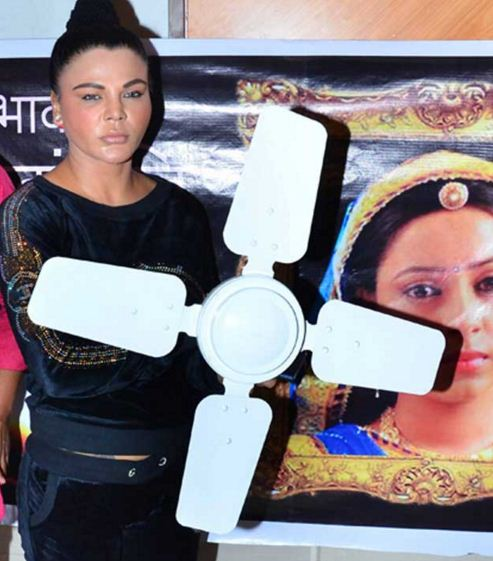 Rakhi Sawant's Brilliant Idea!?