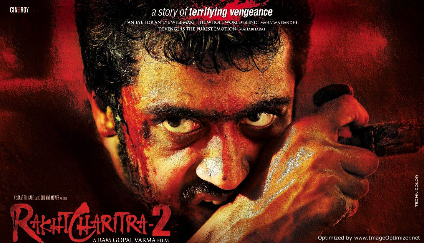 Rakta Charitra - II Movie Review Hindi