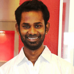 Ramesh Thilak Tamil Actor