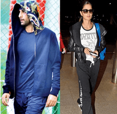 Ranbir - Katrina Travel To Morocco