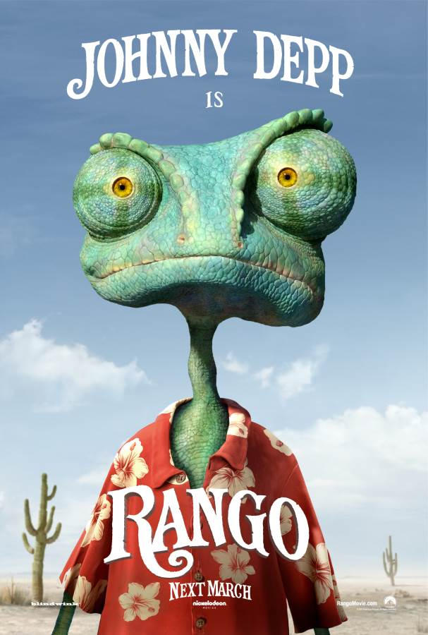 Rango Movie Review English