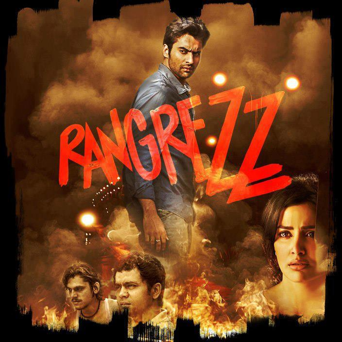 Rangrezz- Dyed in the Wool friendship Drama! Movie Review Hindi