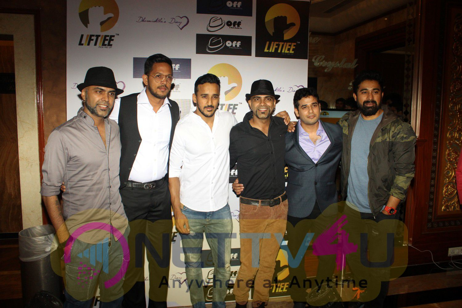Rannvijay Singh, Raghu Ram & More Celebs At Launch Of Our Unique Carpooling And Bikepooling App