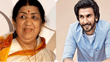 Ranveer Singh, The Youngest To Receive Pandit Dinanath Mangeshkar Award