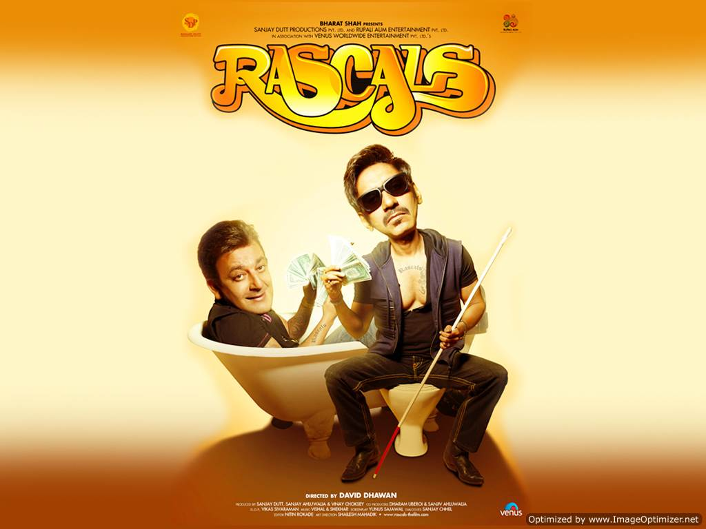 Rascals Movie Review Hindi