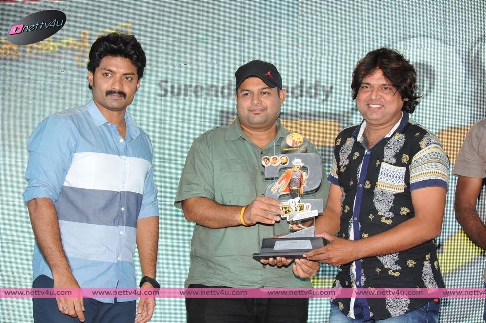 Ravi Teja's Kick 2 Movie Platinum Disc Photos