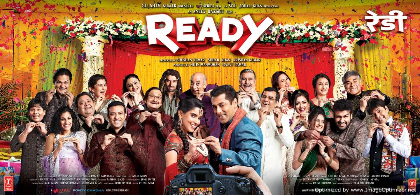 Ready Movie Review