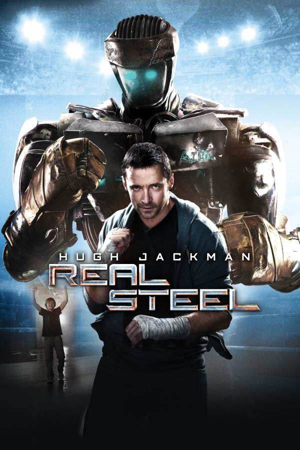 Real Steel Movie Review English