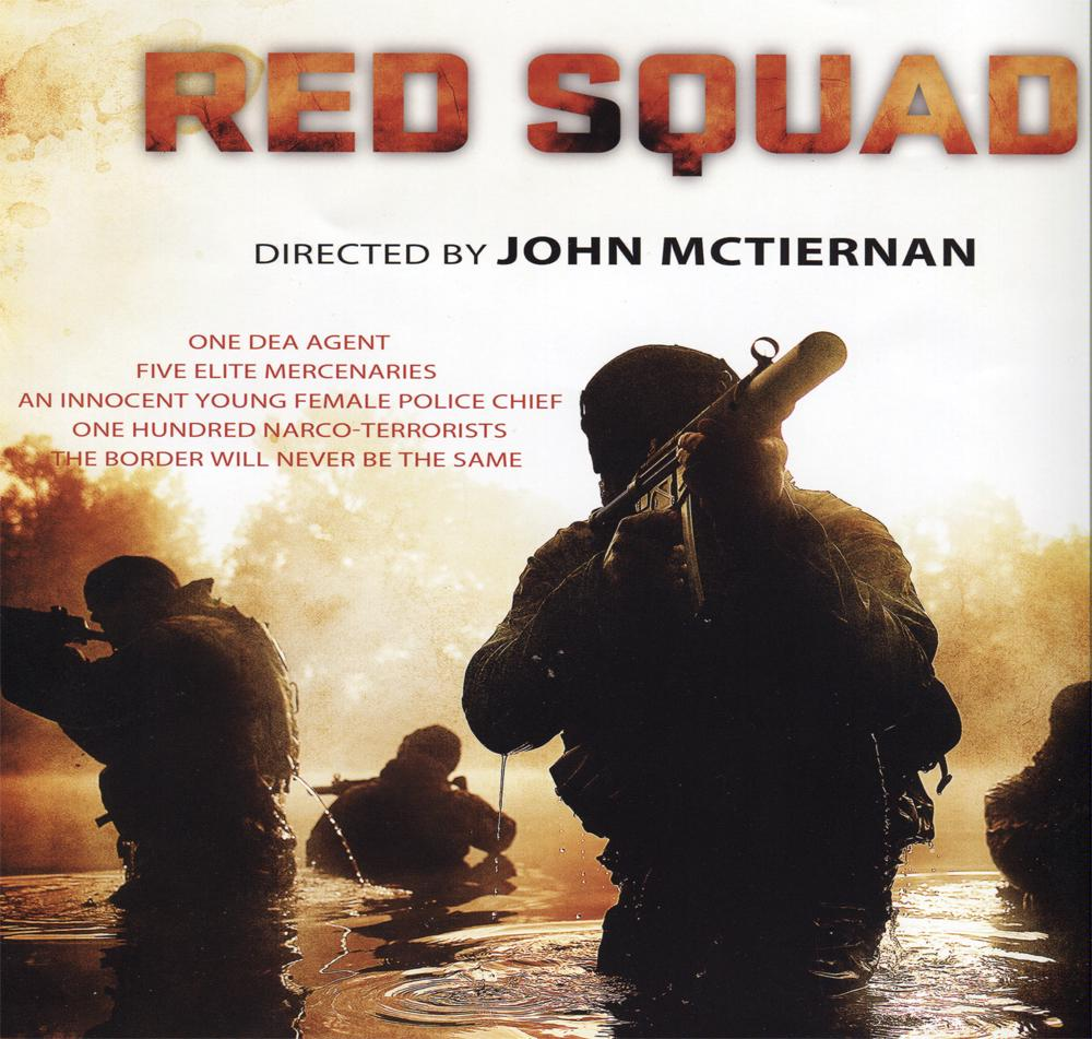 Red Squad Movie Review English