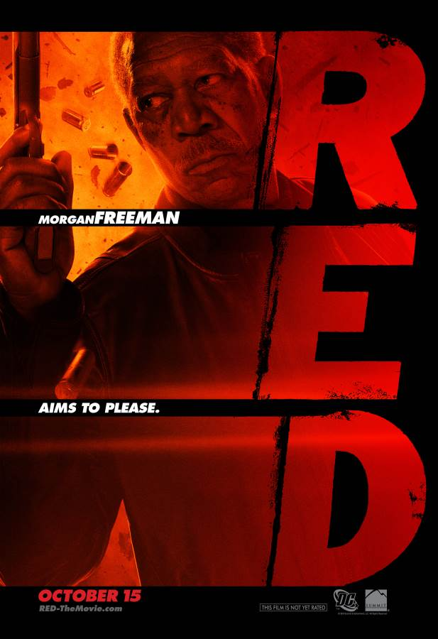 Red Movie Review English