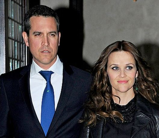 Reese Witherspoon Celebrates Fifth Wedding Anni..