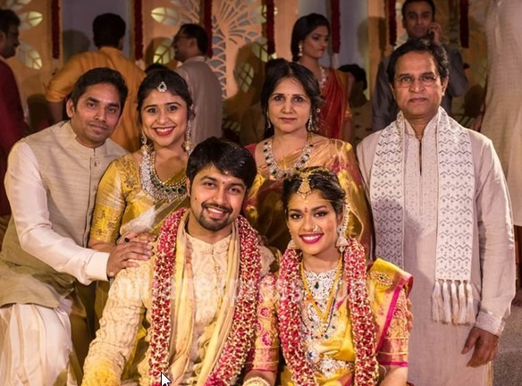 Regal And Extravagant:  Chiranjeevi's Daughter's Wedding