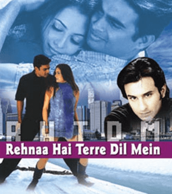 Rehna Hai Tere Dil Mein Movie Review Hindi Movie Review