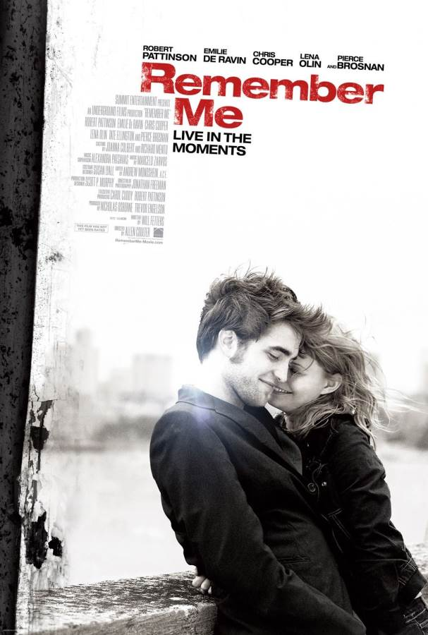 Remember Me Movie Review English
