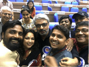 Remo D'Souza Honored With Best Choreographer Award For Bajirao Mastani