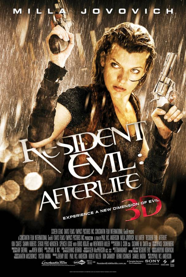 Resident Evil: Afterlife Movie Review English