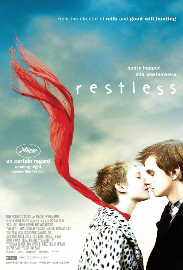 Restless Movie Review English