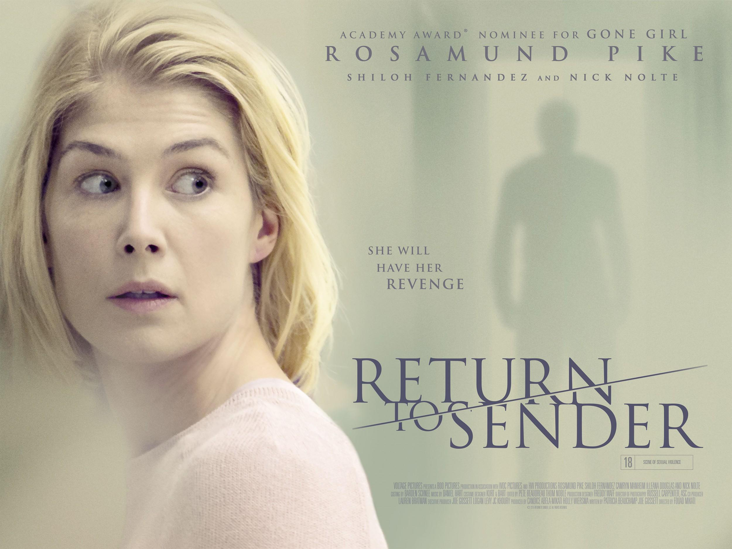 Return to Sender Movie Review English