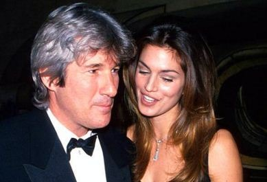 Richard Gere Is Now A Stranger To Cindy Crawfor..