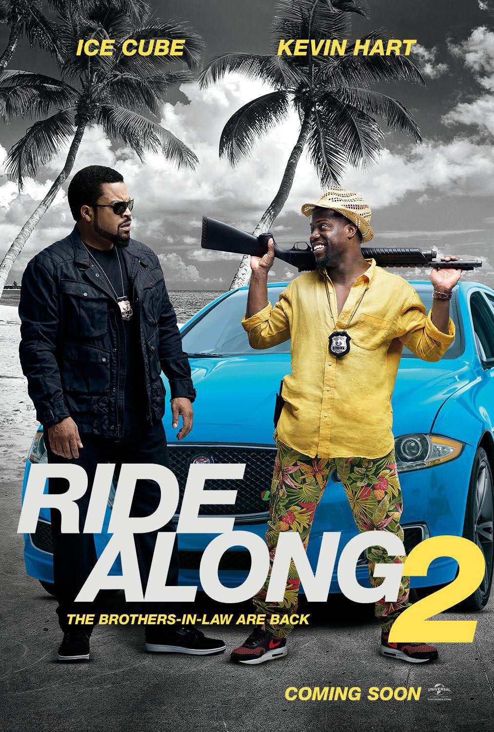 Ride Along 2 Movie Review English