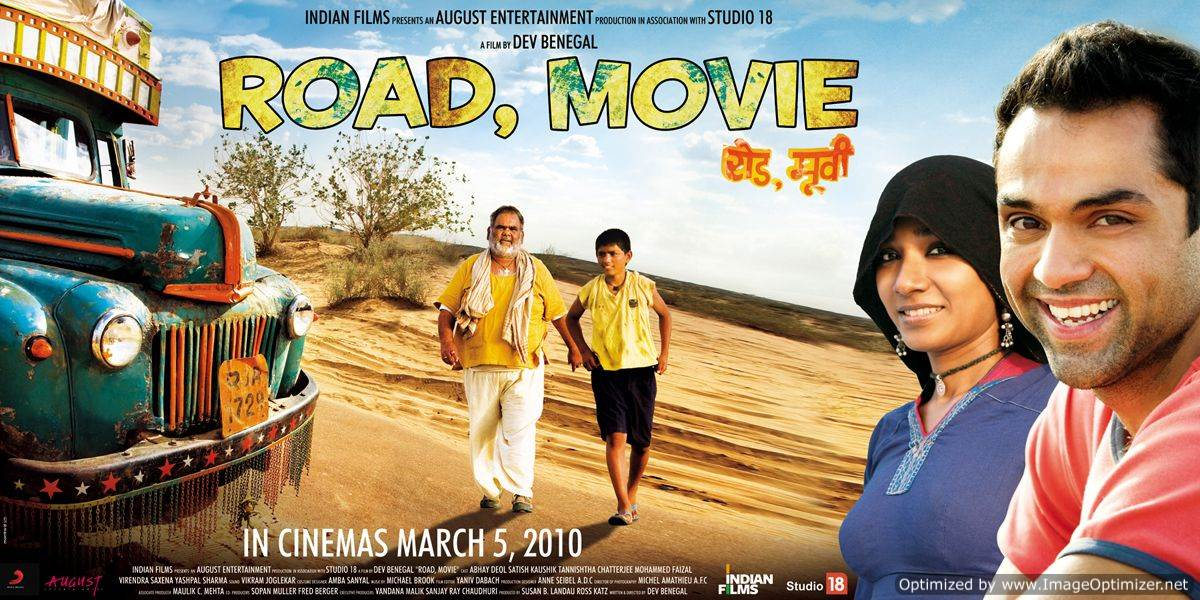 Road Movie Review Hindi