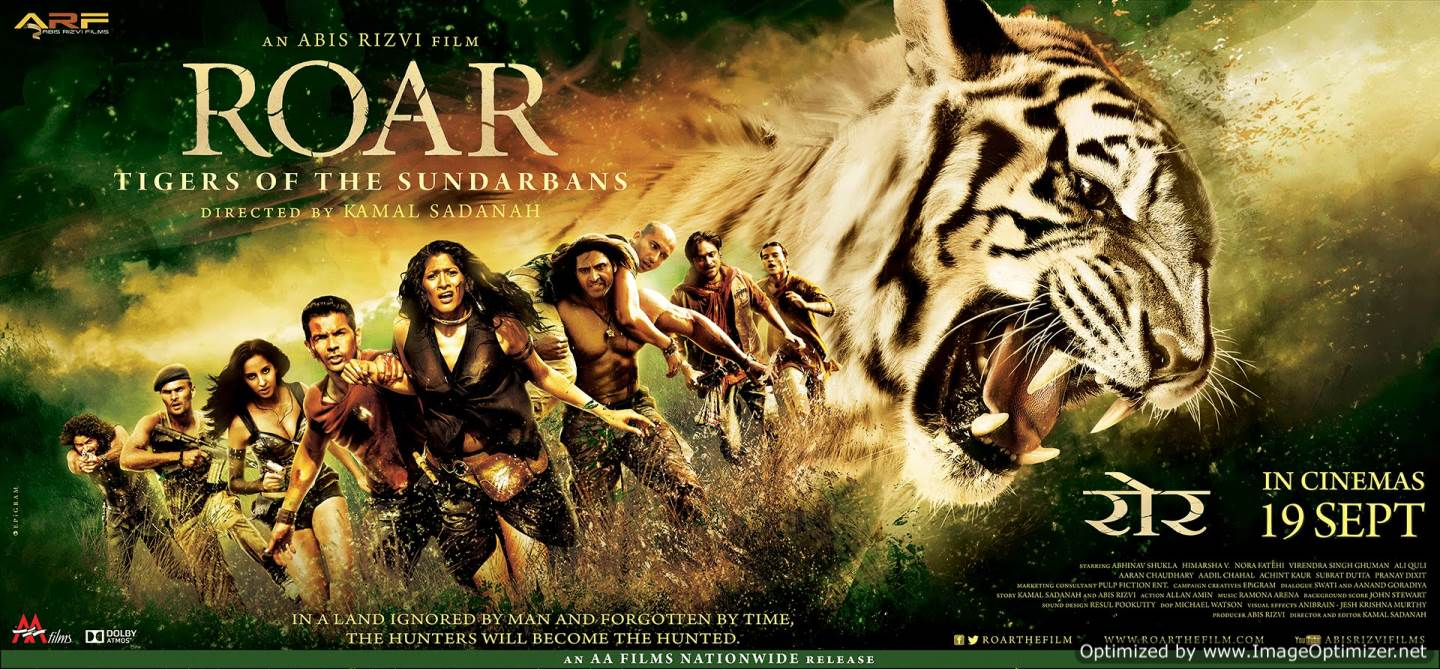 Roar- Tigers of Sunderbans Movie Review Hindi